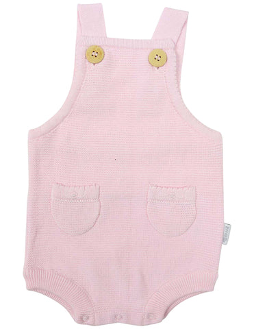 Rossette Knit Sunsuit
