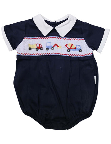 Truck Sunsuit