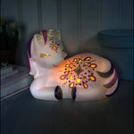 Led Candle Critter-Unicorn
