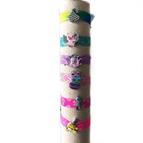 1 Roll Yummy Hair Ties
