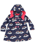 Rainbow Raincoat (Blue & Pink)