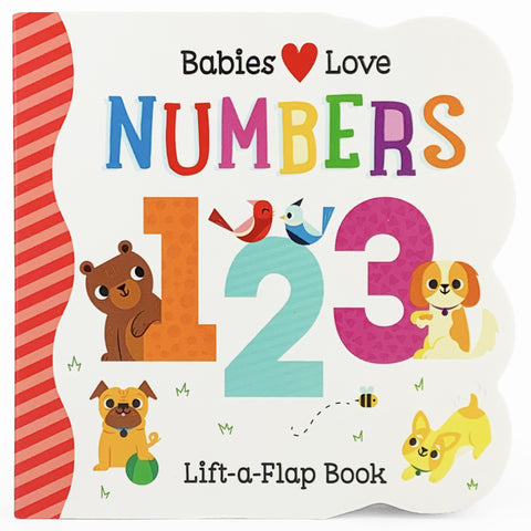 Babies love Numbers Book
