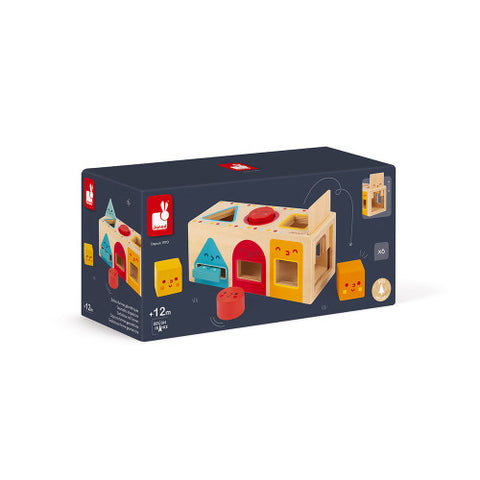 Geometric Shapes Box*