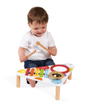conffetti musical table*