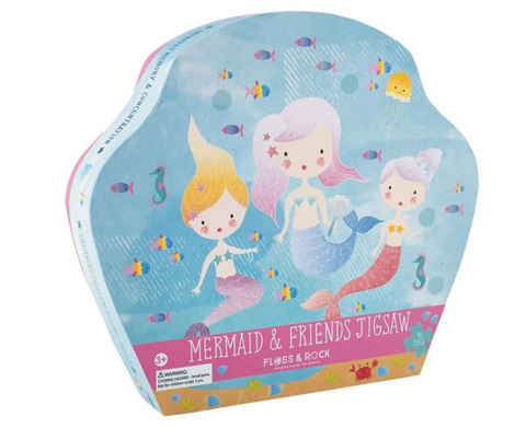 Jigsaw 40 PC (Mermaid & Monsters)