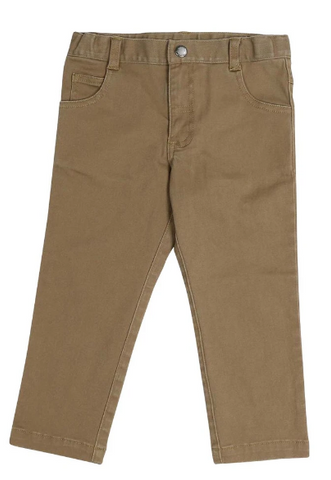 City Chino Pants (Beige & Navy)