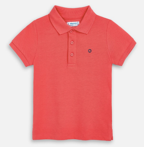 Polo m/c Coral