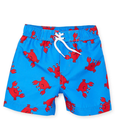 Crab Swim Trunk + Rashguard