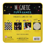 Magnet Game- 4 in 1 (Space)