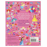 2000 perfectly pretty stickers & activity book