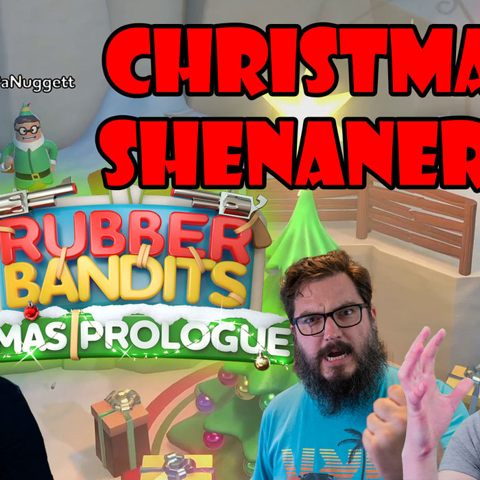 Rubber Bandits Xmas Prologue | CheapSkates