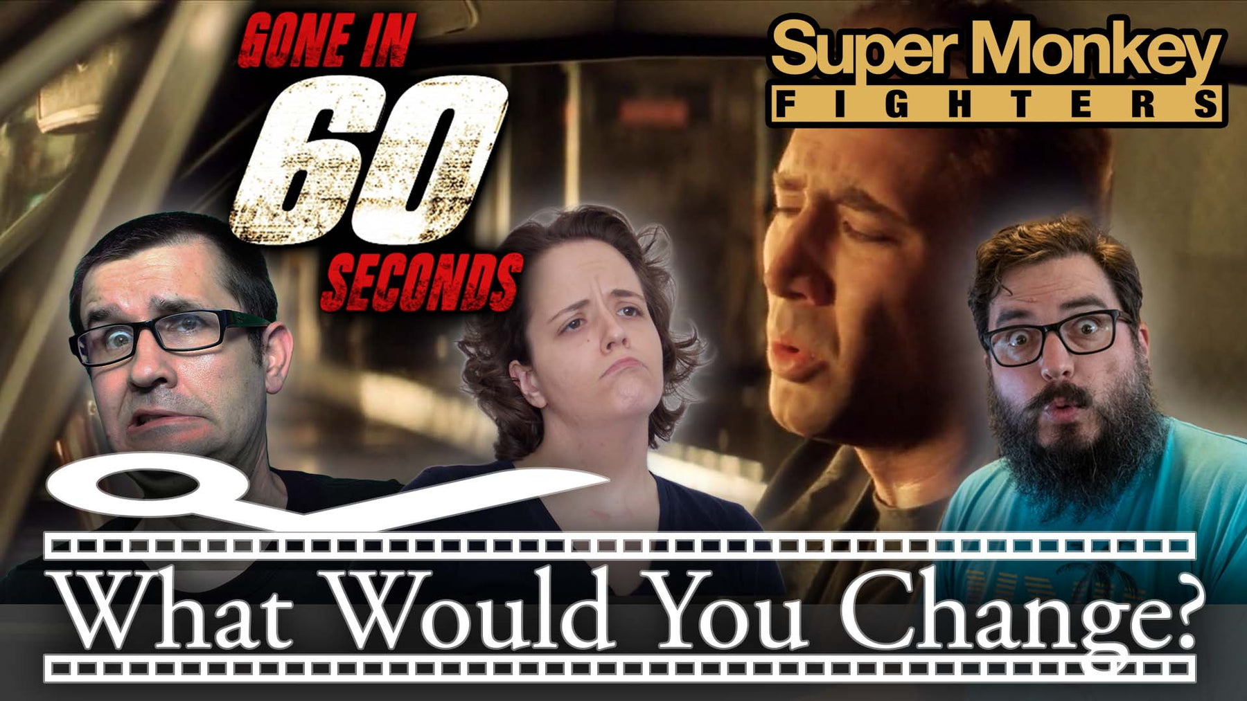 Gone In 60 Seconds | 2000 | What Would You Change? | Movie Podcast