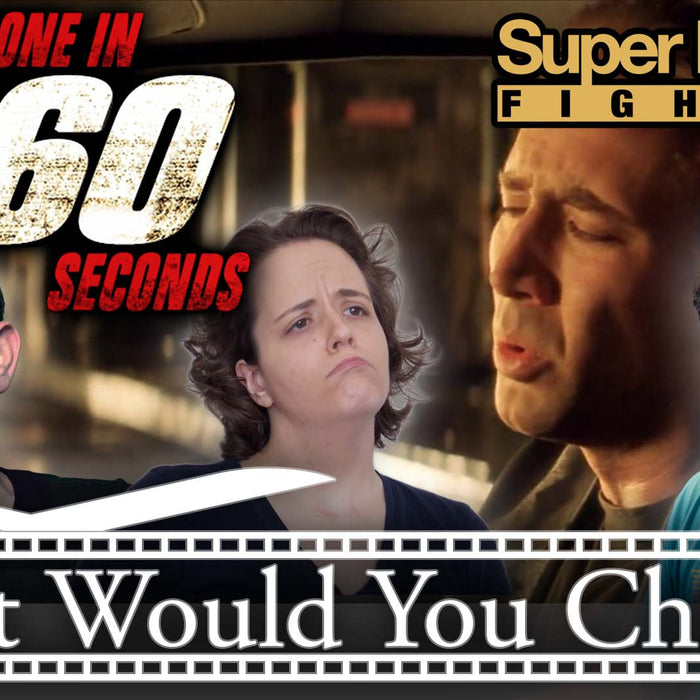 Gone In 60 Seconds | 2000 | What Would You Change?