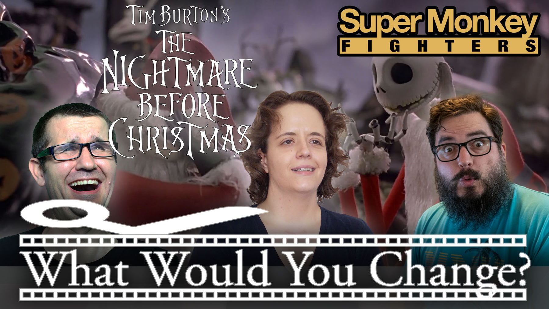 The Nightmare Before Christmas | 1993 | What Would You Change? | Movie Podcast
