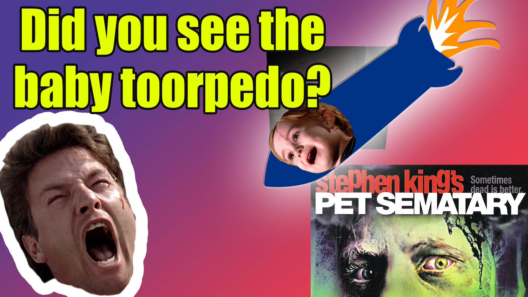 Pet Sematary | 1989 | What Would You Change? | Movie Podcast