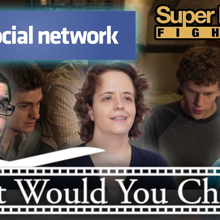 The Social Network | 2010 | What Would You Change?