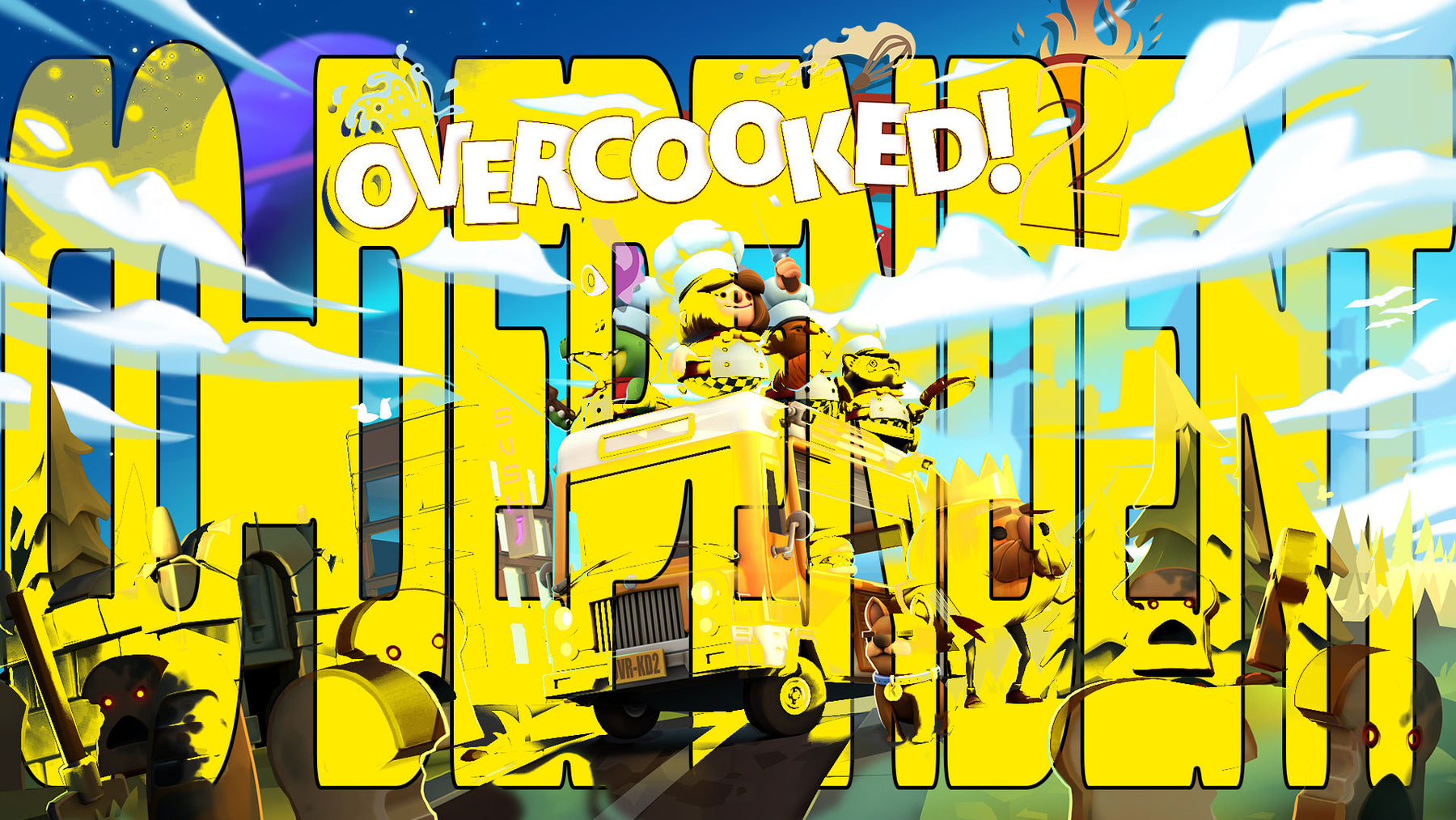 Overcooked! 2 | Co-Dependent
