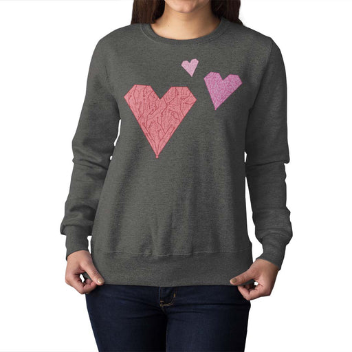 Circuit Hearts Women's Sweatshirt