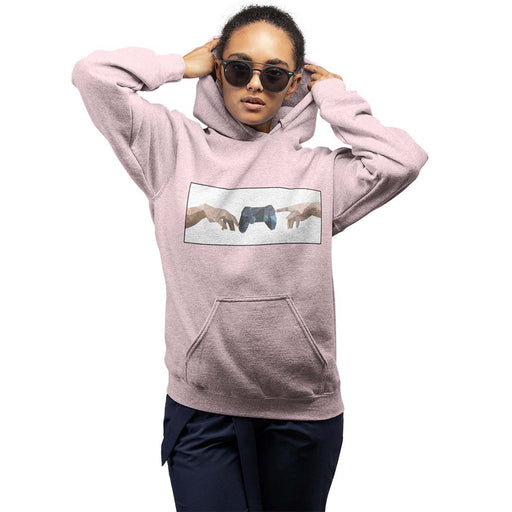 Creation of Gaming Women's Hoodie