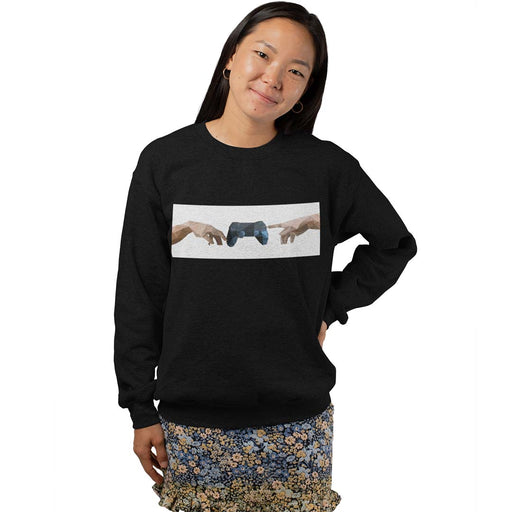 Creation of Gaming Women's Sweatshirt