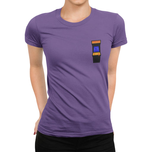 High Scorer Pocket Women's Tri-Blend T-Shirt