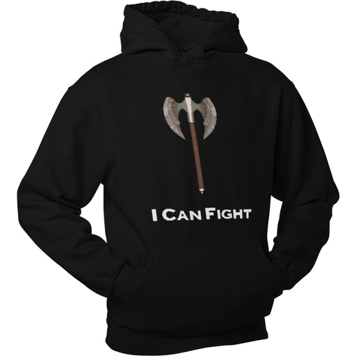 The Fighter Men's Hoodie