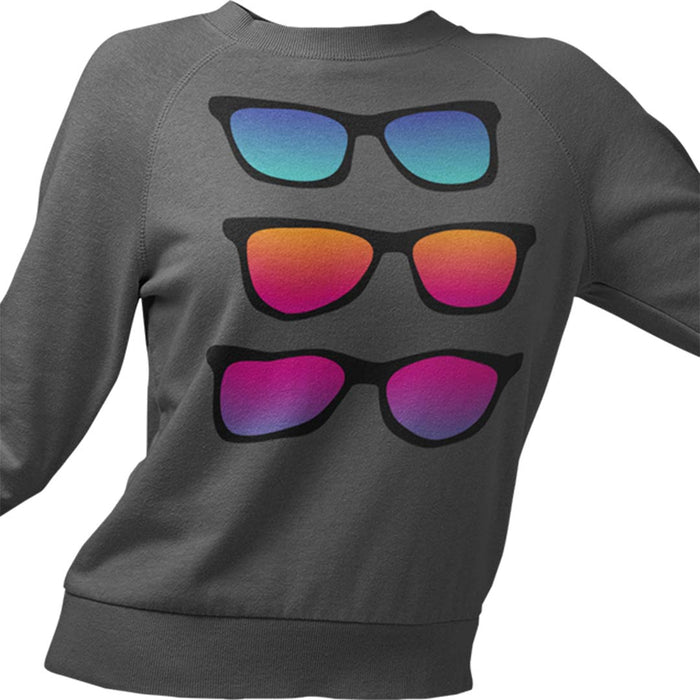 Shades Women's Sweatshirt