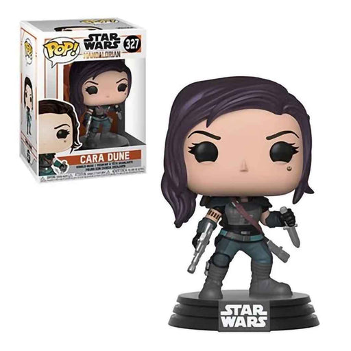 Star Wars: The Mandalorian Cara Dune Funko Pop! Vinyl Figure with Protector Case