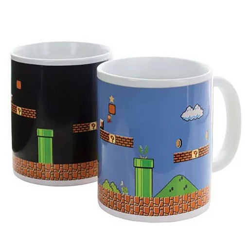 Super Mario Bros. Heat-Change Mug