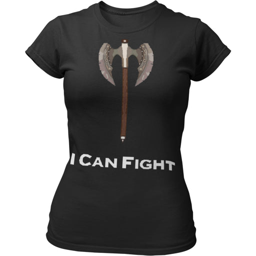The Fighter Women's Tri-Blend T-Shirt
