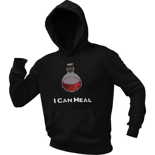 The Healer Men's Hoodie