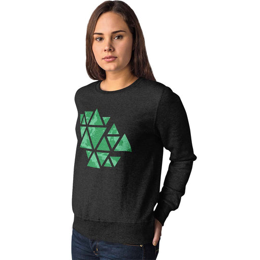 Triangle of the Cloud Women's Sweatshirt