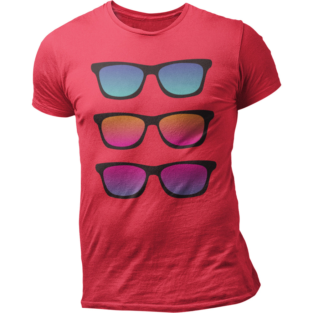 Shades Men's Tri-Blend T-Shirt