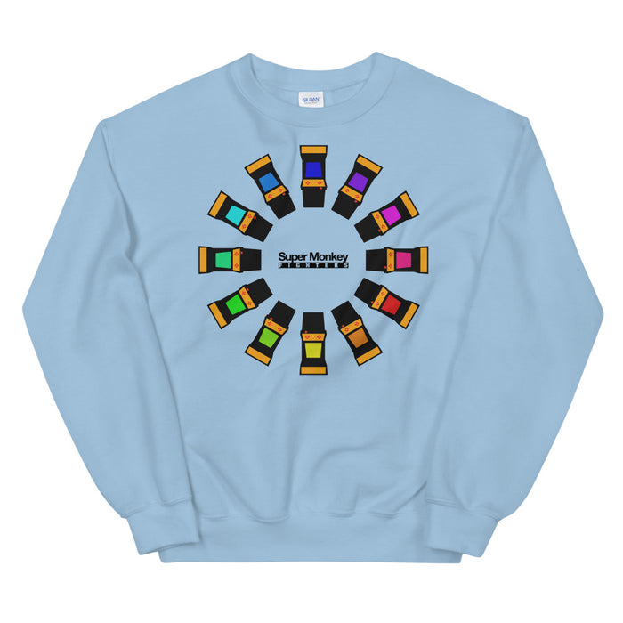 Arcade Wheel Women's Sweatshirt