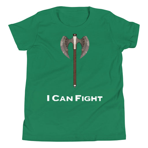 The Fighter Youth's Premium T-Shirt