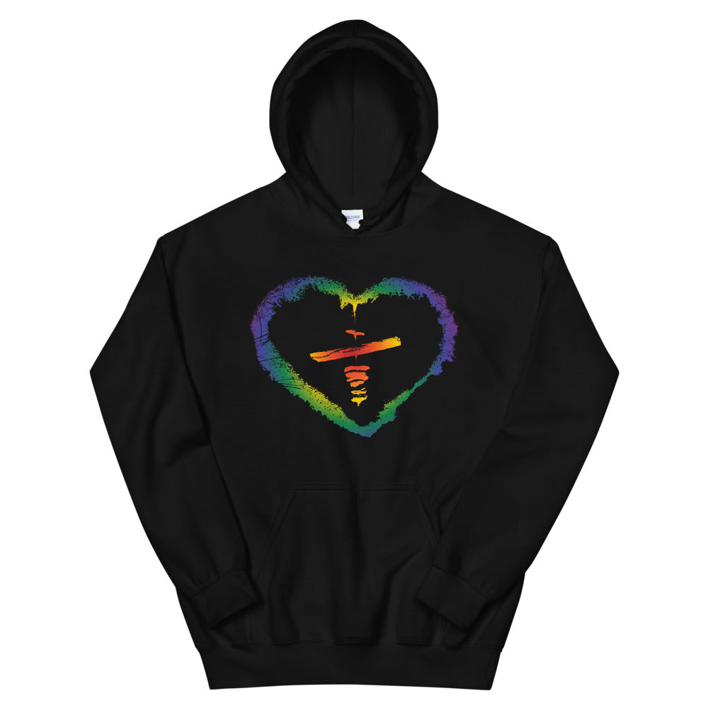 Love Is Love Men's Hoodie