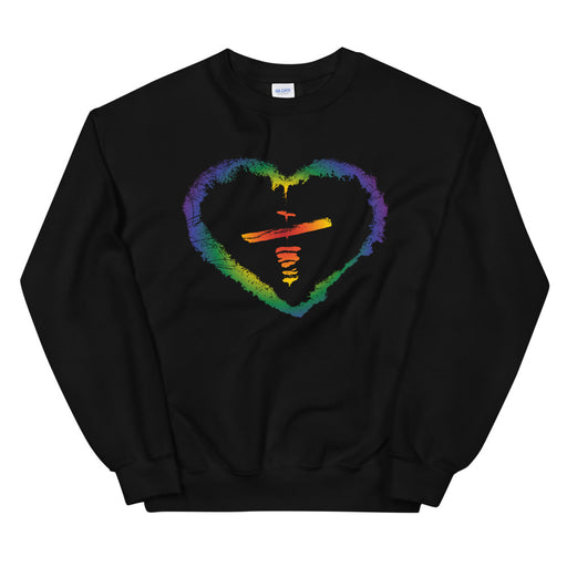 Love Is Love Women's Sweatshirt