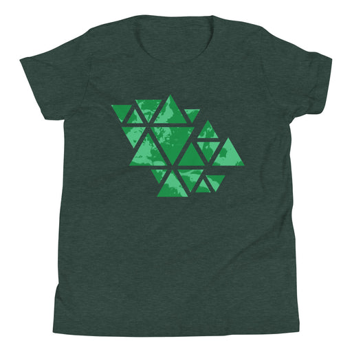Triangle of the Cloud Youth's Premium T-Shirt