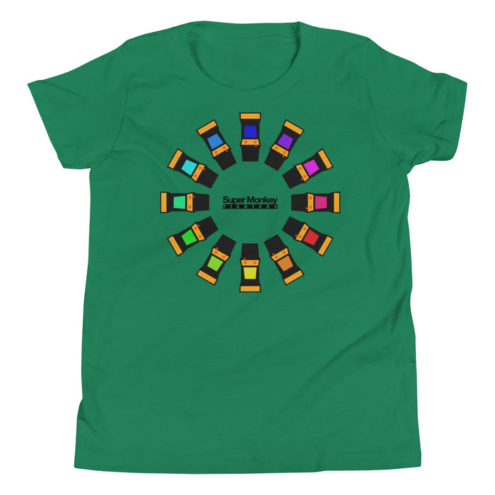 Arcade Wheel Youth's Premium T-Shirt