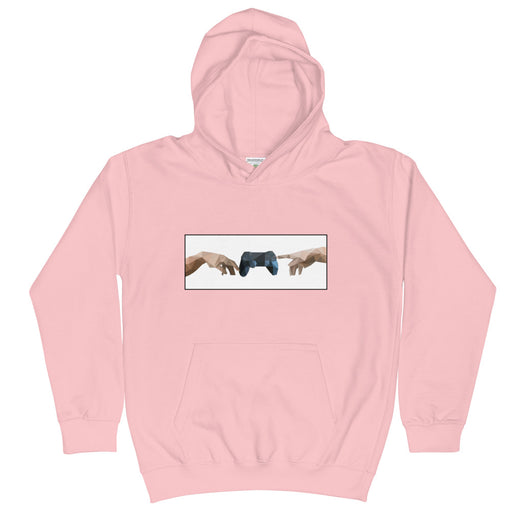 Creation of Gaming Kid's Hoodie