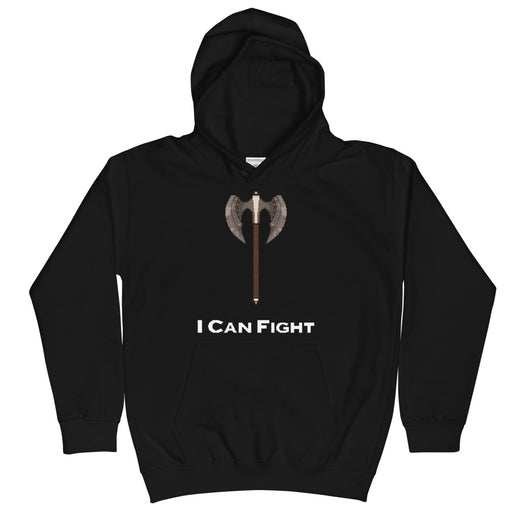 The Fighter Kid's Hoodie