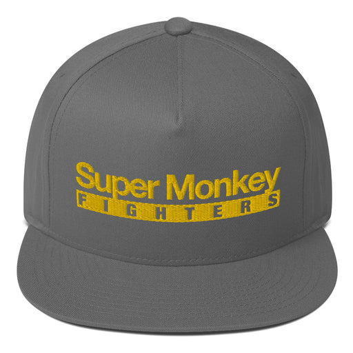 Yellow Monkey Flat Bill Hat