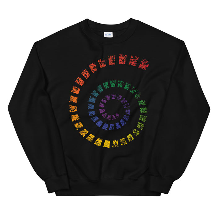 Spiral of Love Women's Sweatshirt