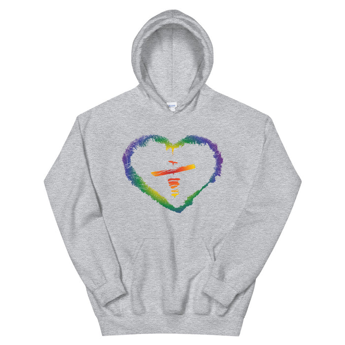 Love Is Love Women's Hoodie