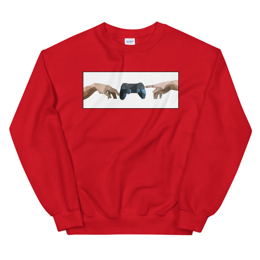 Creation of Gaming Men's Sweatshirt