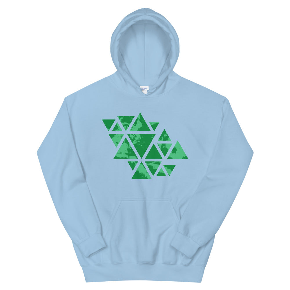 Triangle of the Cloud Women's Hoodie