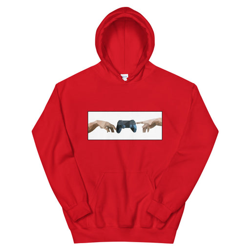 Creation of Gaming Men's Hoodie