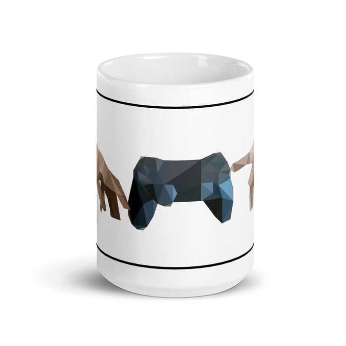 Creation of Gaming Mug