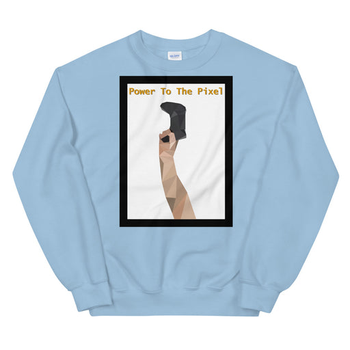 Power to the Pixel Men's Sweatshirt
