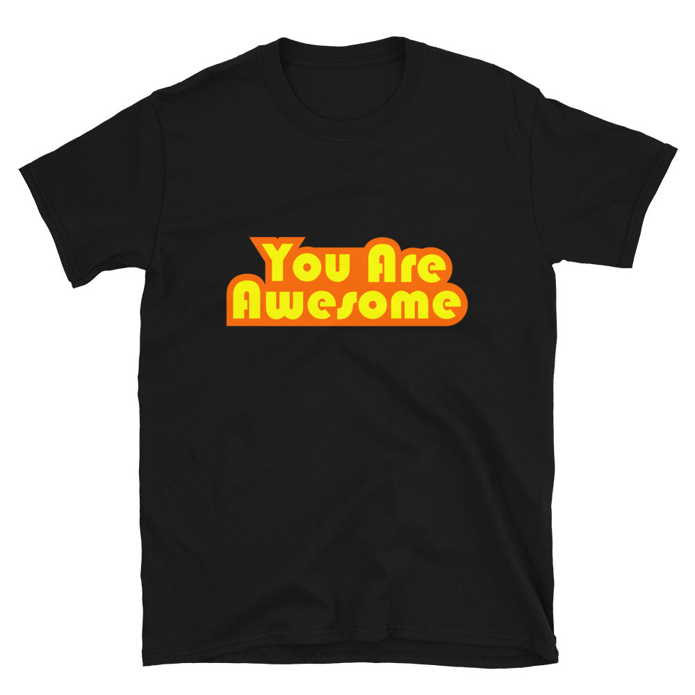 You Are Awesome Orange Edition Men's Premium T-Shirt